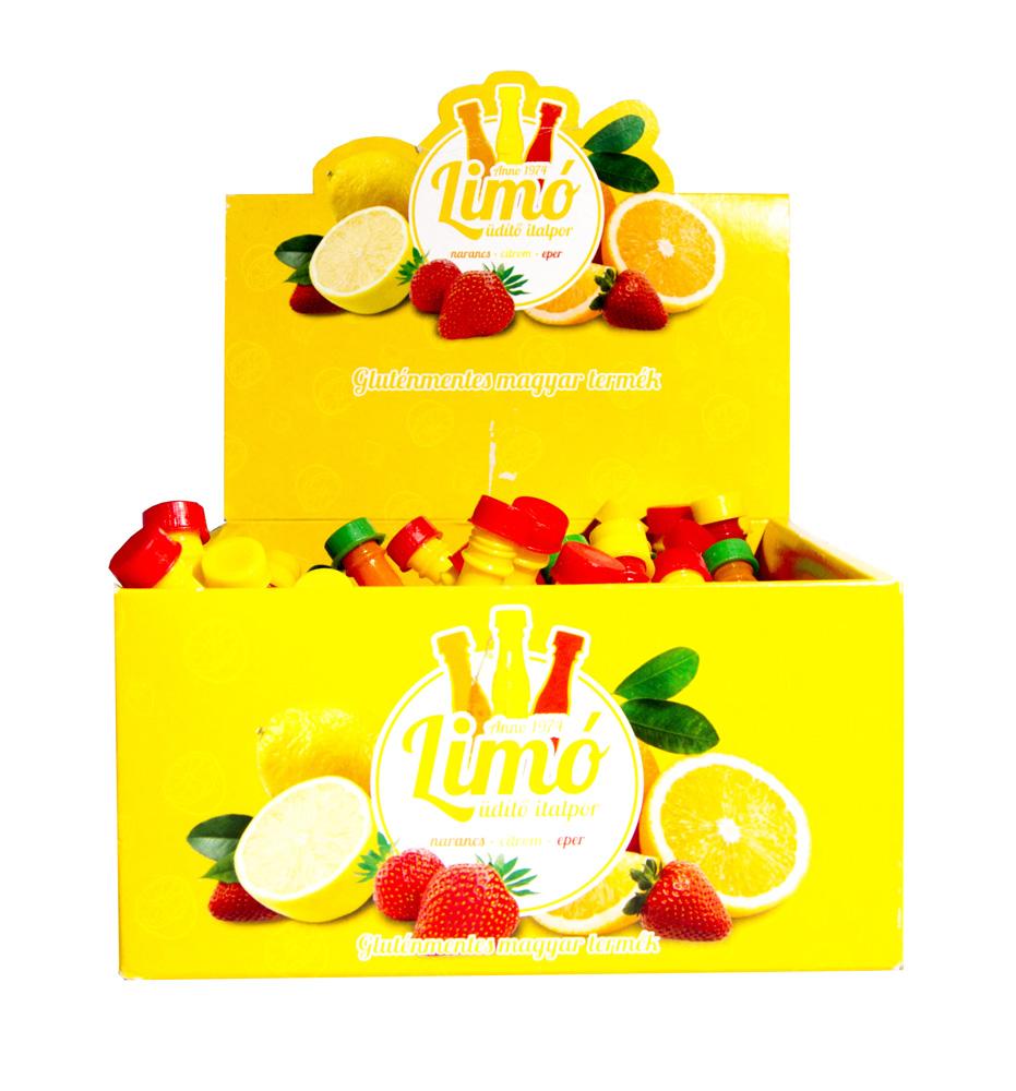 Limó üdítő italpor