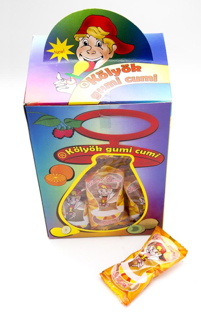 Kid gum dummy